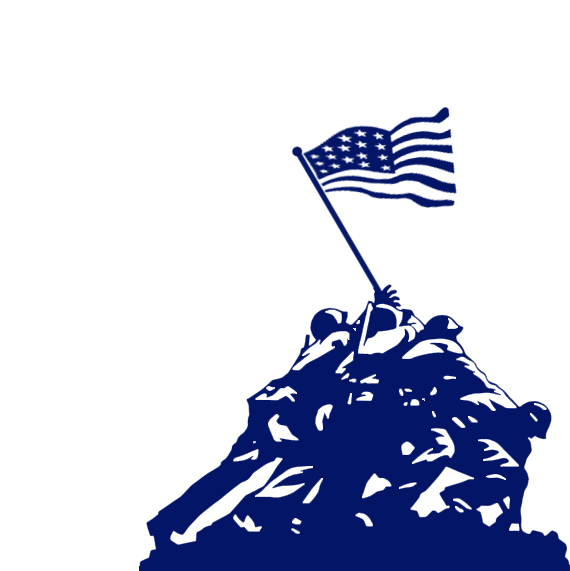 570x571 Sands Of Iwo Jima Clip Art