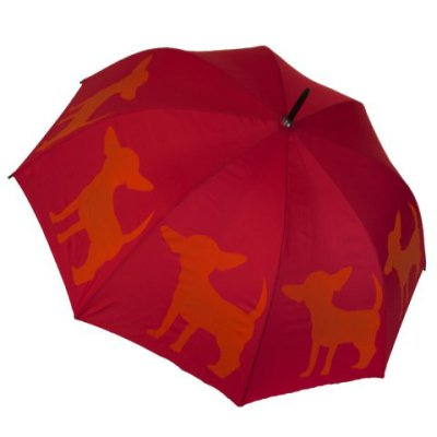 400x400 Striking Dog Silhouette Umbrellas In A Variety Of Breeds