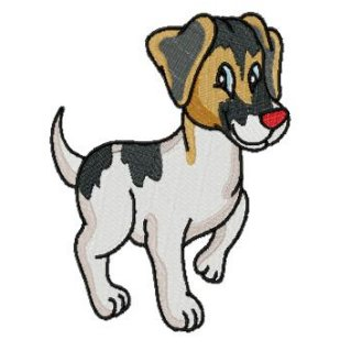 319x319 Jack Russell Terrier Clipart Animal