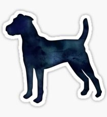 210x230 Parson Russell Terrier Silhouette Gifts Amp Merchandise Redbubble