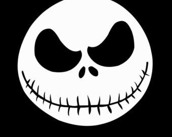 Jack Skellington Silhouette At Getdrawings Com Free For