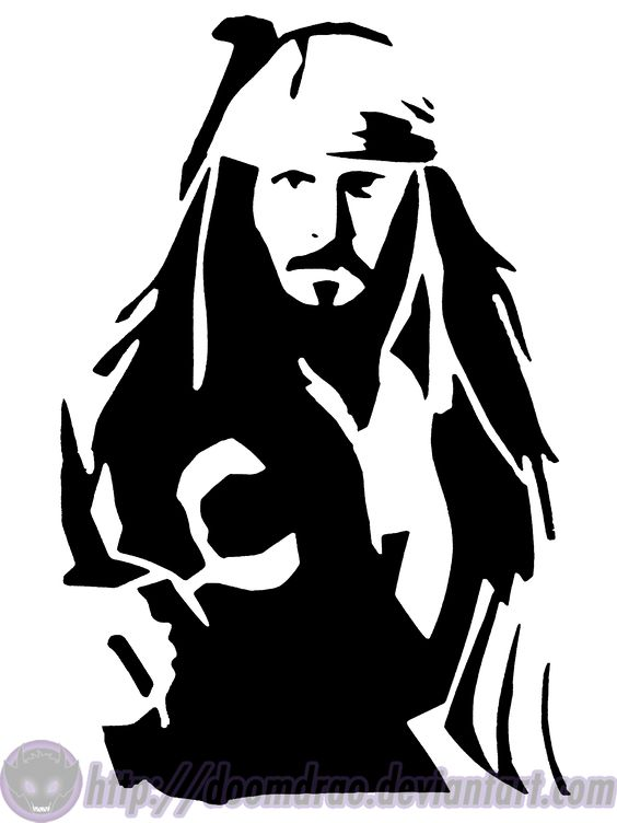 564x752 Captain Jack Sparrow Sp By Doomdrao On December 2016
