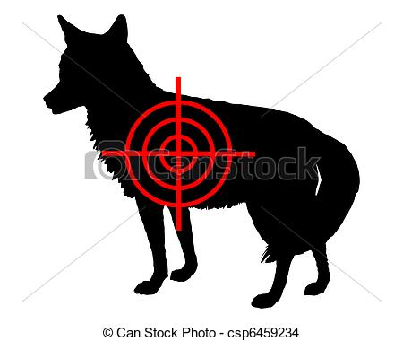 450x380 Jackal Silhouette Illustrations And Stock Art. 196 Jackal