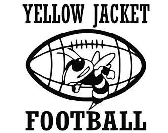 340x270 Yellow Jacket Svg Etsy