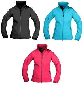 296x300 Horka Softshell Childs Jacket Silhouette Waterrepellent