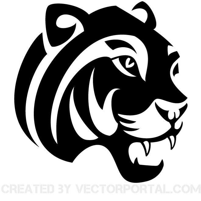 660x660 Jaguar Silhouette In Vector Format By Vectorportal