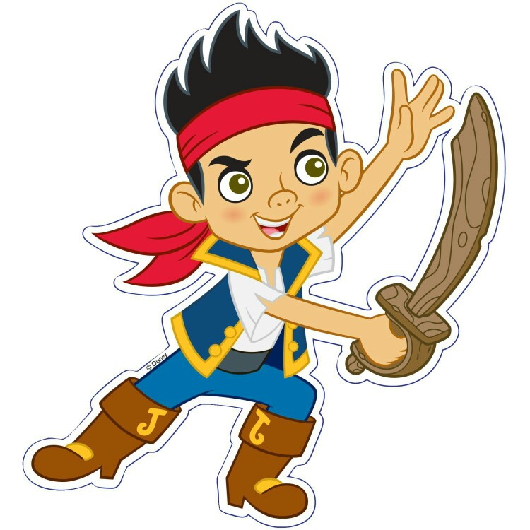 750x750 Jake Y Los Piratas De Nunca Jake And The Neverland Pirates