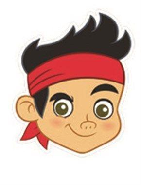 290x379 Jake And The Neverland Pirates Jake Face