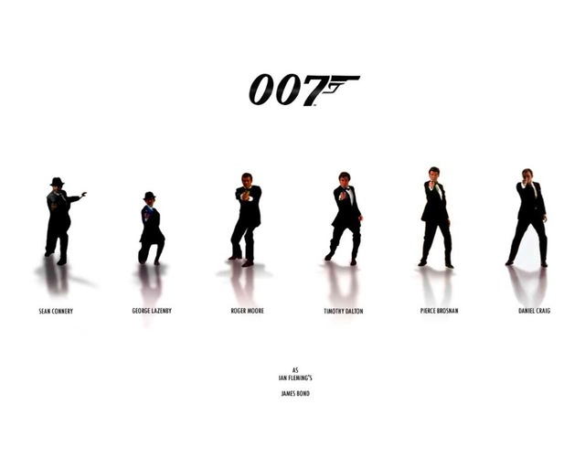 James Bond Silhouette