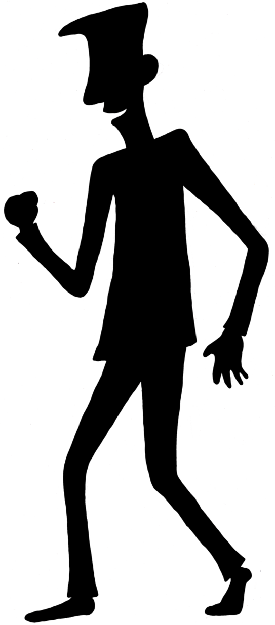 543x1235 Shadow Clipart Shadow Person