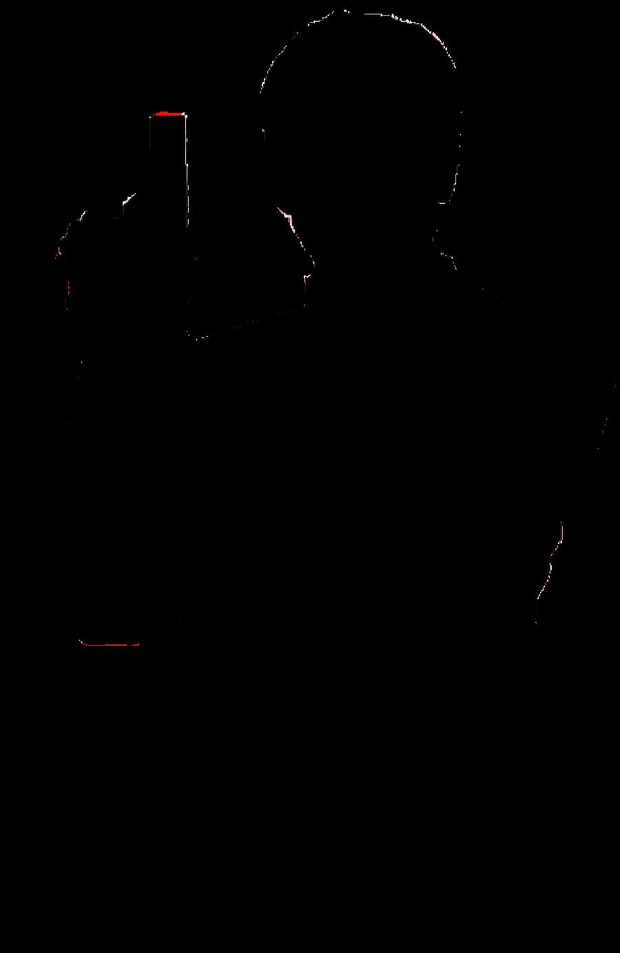 900x1384 James Bond Outline By Trekkie313
