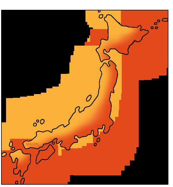 601x648 Map Clipart Japan
