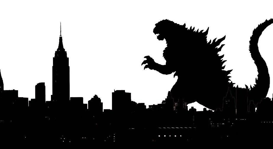 The Best Free Godzilla Silhouette Images Download From 46