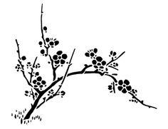236x181 Flower Stencils Fruit And Flower Stencils From The Stencil