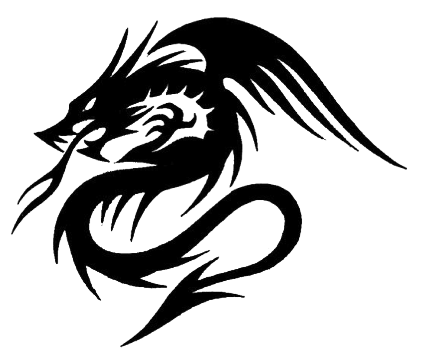 844x724 Popular Dragon Tattoos With Meanings