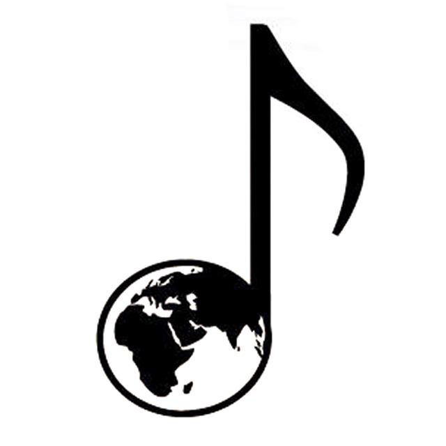 640x640 9.8cm14.5cm Interesting Jazz Band Music Symbol Car Sticker Decor