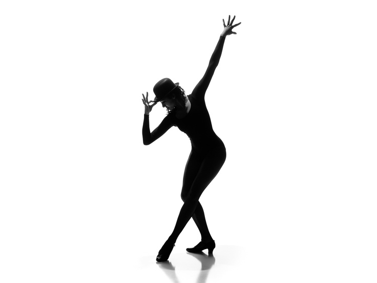Jazz Dance Silhouette