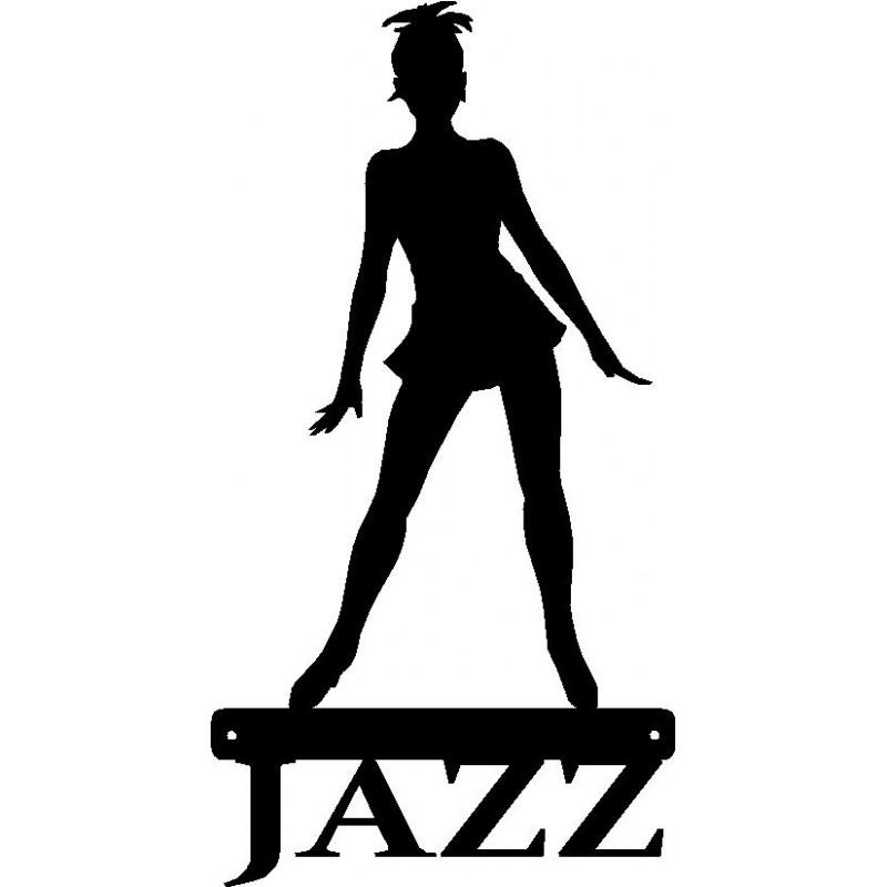 Jazz Dancer Silhouette At Getdrawings