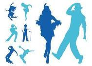 189x135 Jazz Dancer Clip Art, Free Vector Jazz Dancer