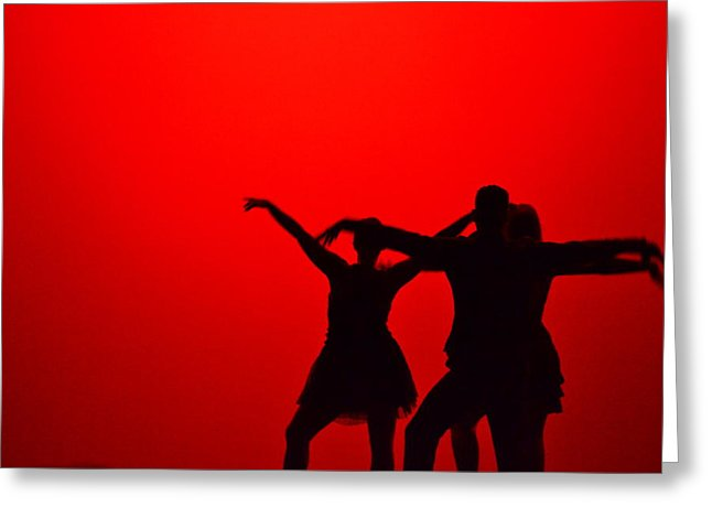 646x470 Jazz Dance Silhouette Photograph By Matt Hanson