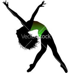 236x248 One Caucasian Young Woman Ballerina Ballet Dancer Dancing