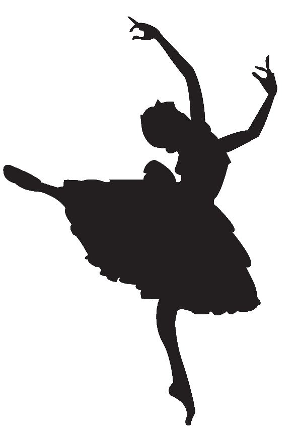 592x869 Ballet And Tap Dance Clipart