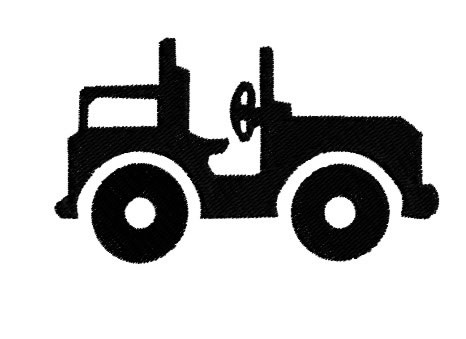 466x339 Jeep Silhouette Embroidery Design Annthegran