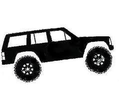 239x211 Free Jeep Silhouette Clipart