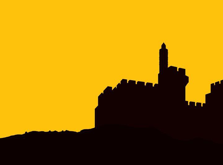 720x533 David's Citadel In Jerusalem