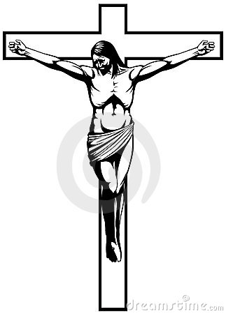 jesus carrying cross silhouette at getdrawings com free for rh getdrawings com jesus carrying cross clipart free jesus on the cross clipart free
