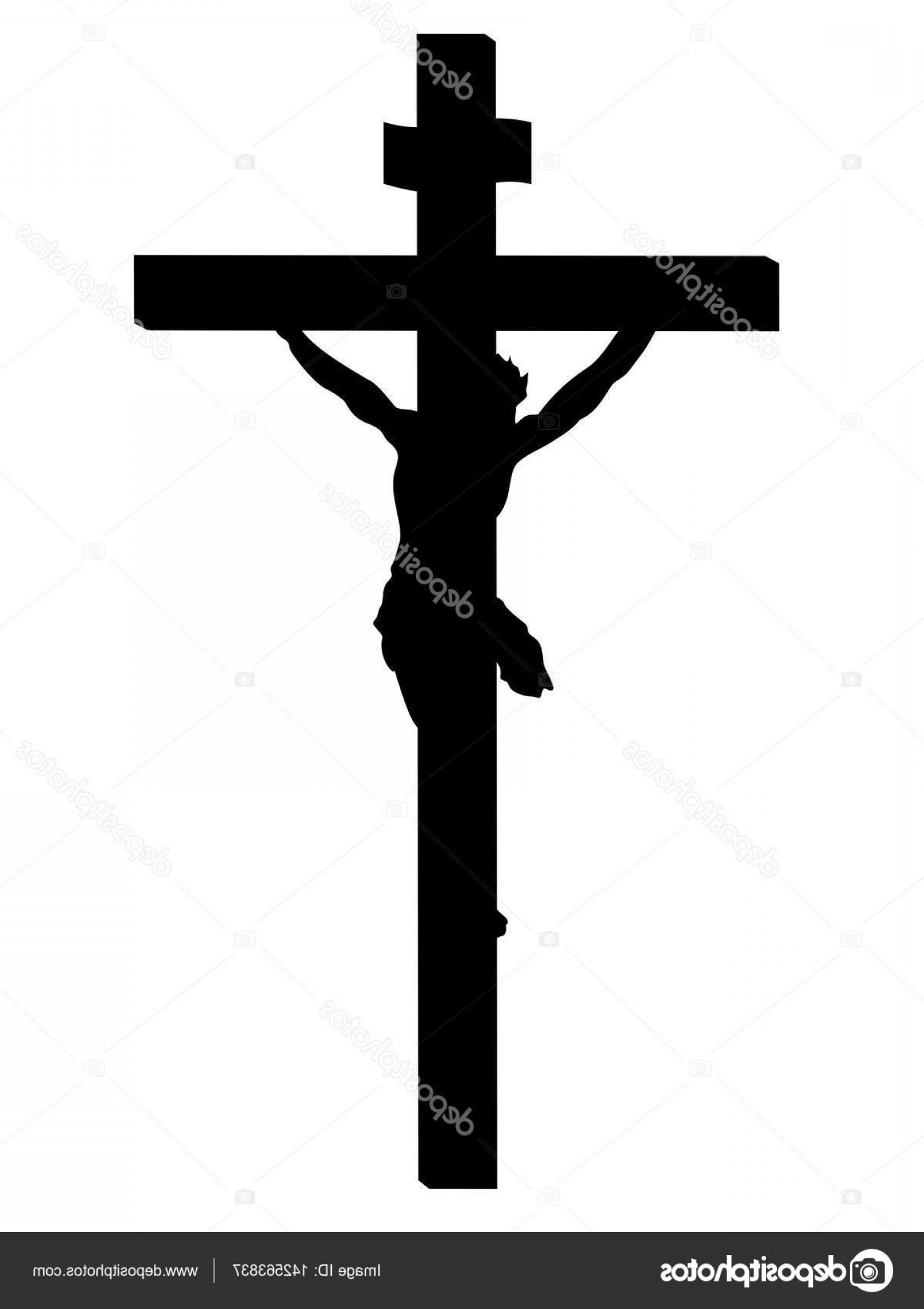 1440x2040 Crucifixion Vector Geekchicpro