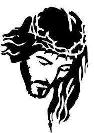 189x266 Hasil Gambar Untuk Stencil Jesus Christ