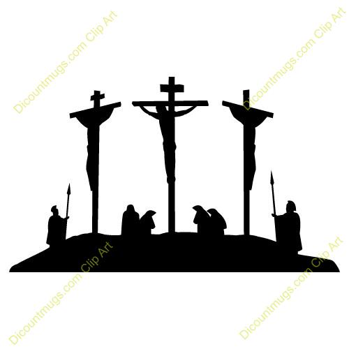500x500 Free Crucifixion Clipart