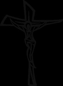 220x300 Jesus Cross Logo Vector (.cdr) Free Download