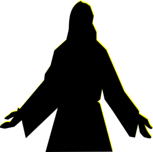 299x297 Jesus Silhouette The Final Part Of The Series Posted Very