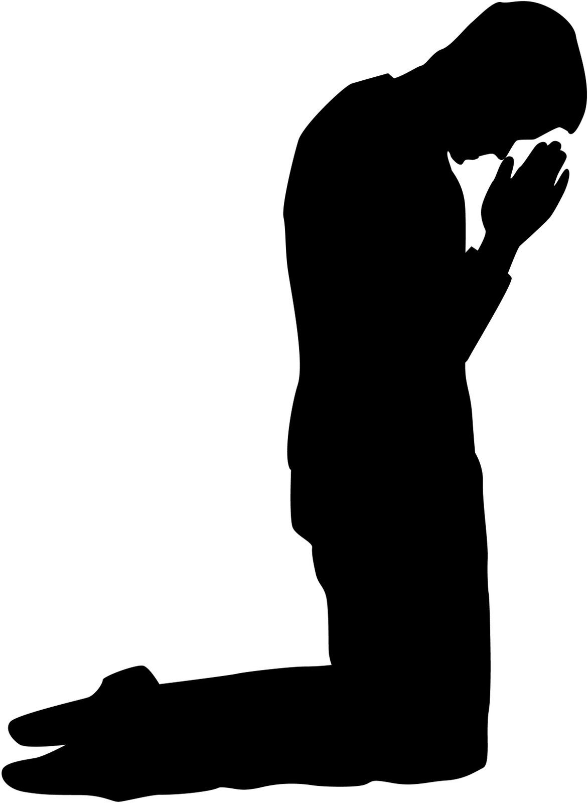1172x1600 Gods Clipart Silhouette