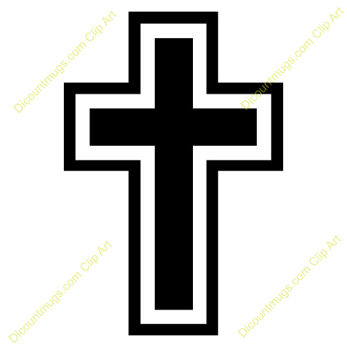 500x500 Cross Jesus Free Clipart Png Collection