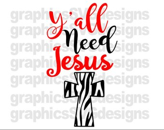 340x270 Don'T Make Me Lose My Jesus Svg File For Cricut And Cameo