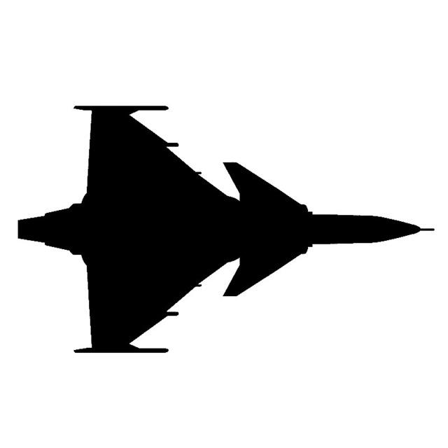 640x640 Wholesale 10pcslot 20pcslot 2x Saab Jas 39 Gripen Fighter Jet