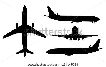450x286 Jet Clipart Side View