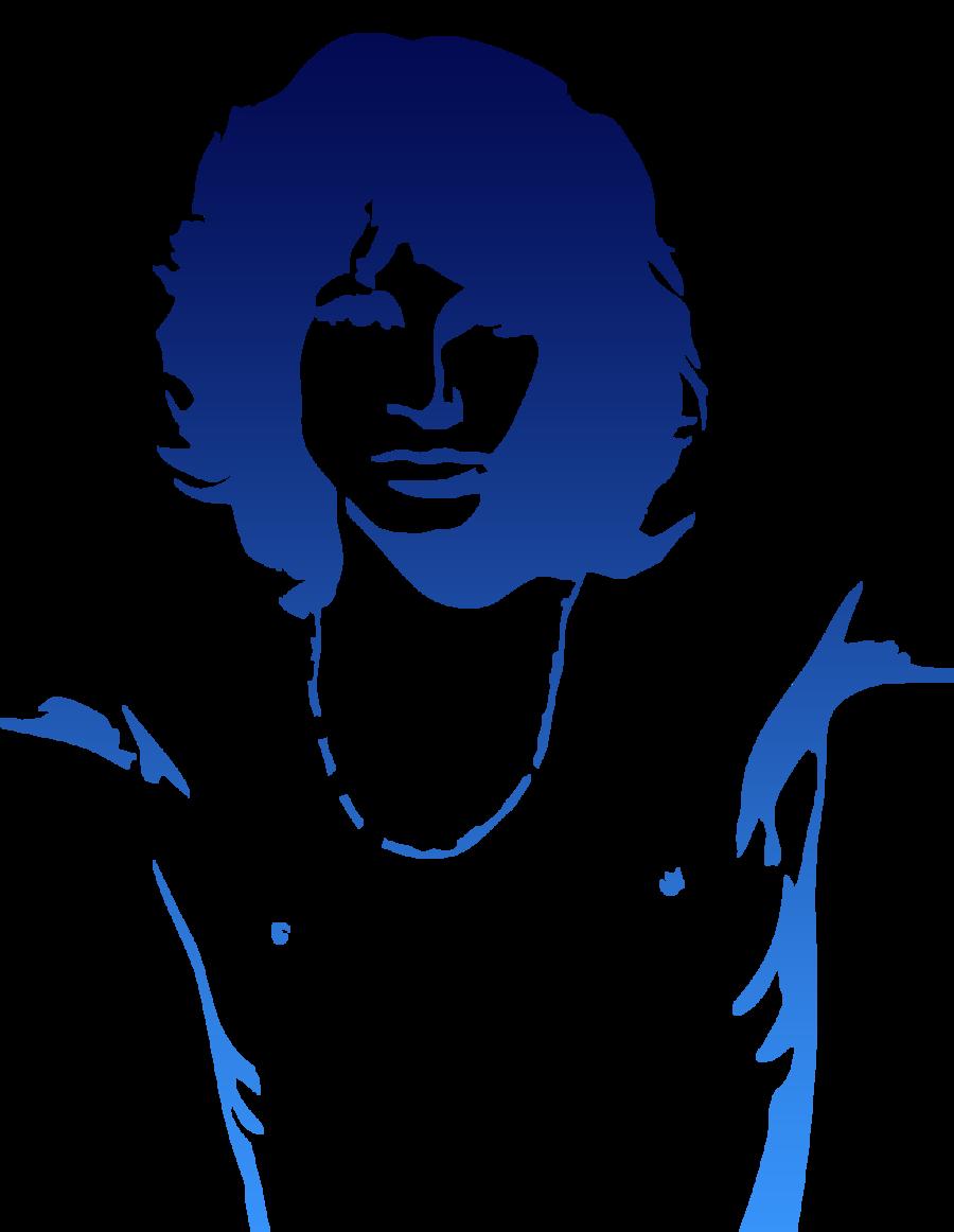 900x1162 Jim Morrison