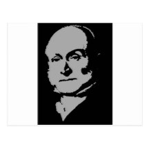 216x216 John Adams Politics Cards