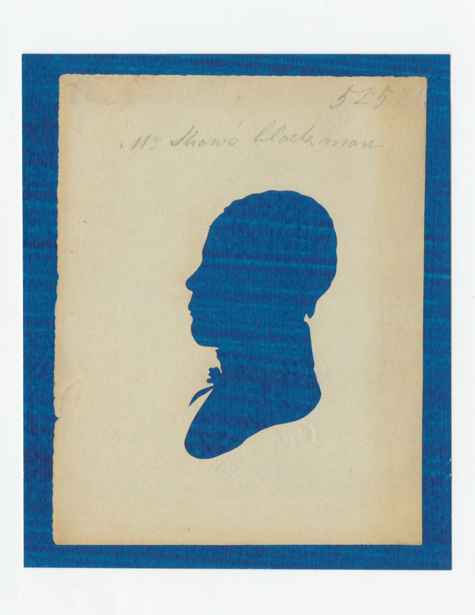 927x1200 How Cut Paper Silhouettes Ensured Portraiture Wasn'T Just