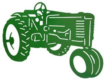 340x270 John Deere John Deere Cricut, Silhouette And Cnc