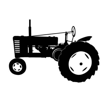400x400 Tractor Clipart Clipartaz Free Clipart Collection