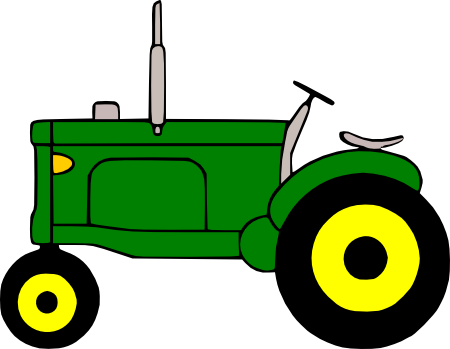 450x349 Tractor Template Printable Tractor Svg Tractor Cricut