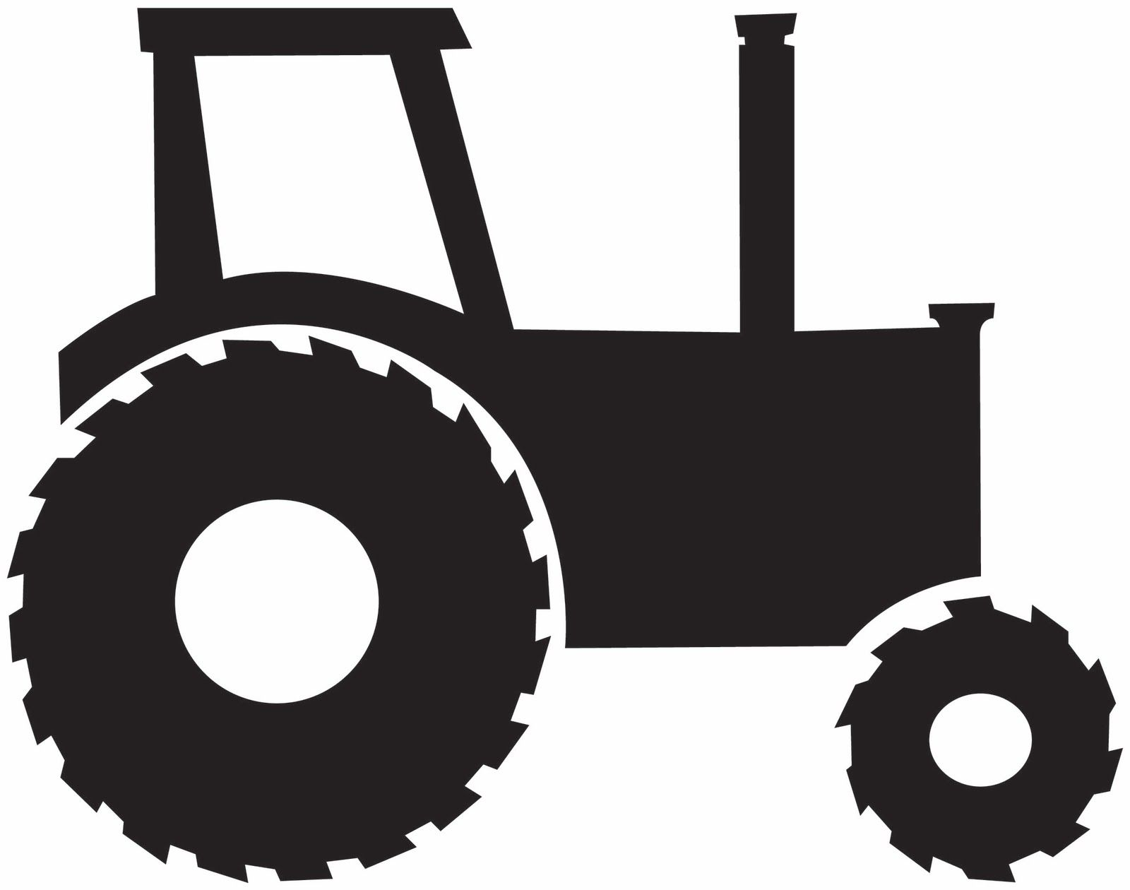 1600x1260 Tractor And Farm Background Clipart Image