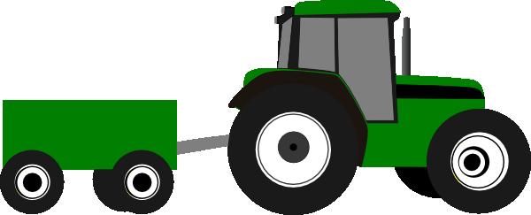 600x243 Green Tractor Clip Art John Deere Clip Art Free Free Cliparts