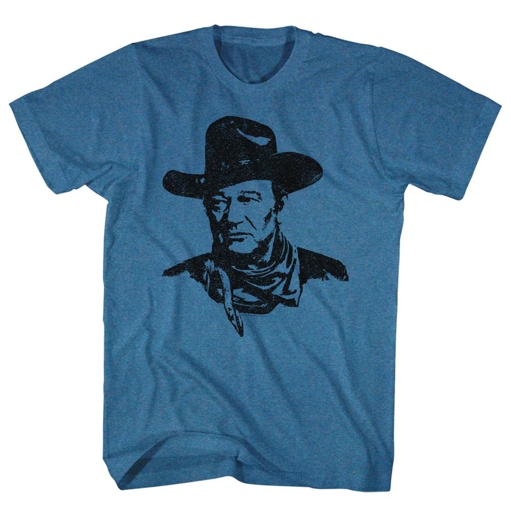 1001x1001 John Wayne Silhouette T Shirt