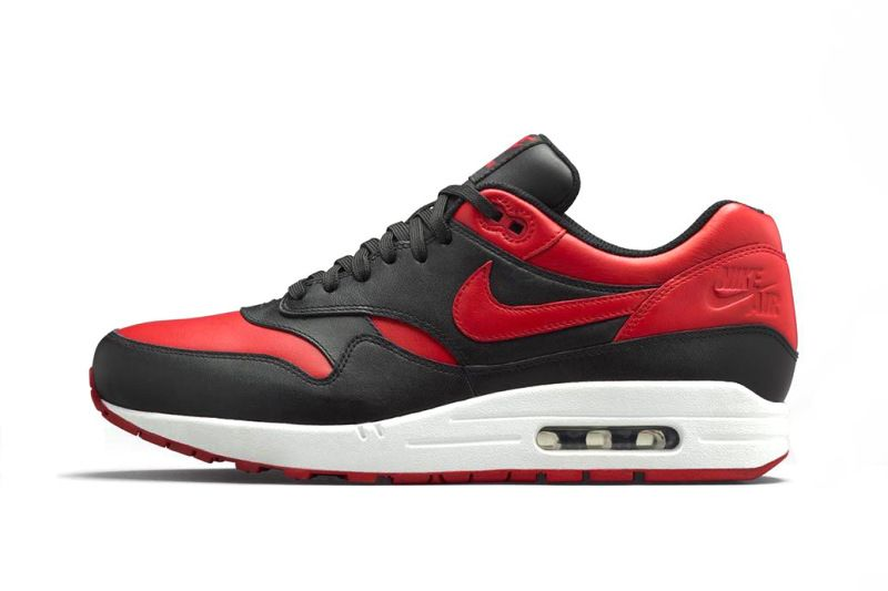 800x533 Nike Air Max 1 Premium Blackwhite Varsity Red (Hypebeast) Air